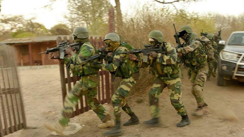 """Bombardements en Casamance : Plusieurs """"rebelles"""" tués par l'Armée"""