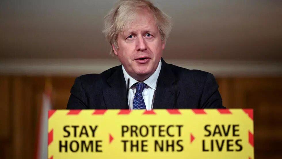 Covid-19: le variant anglais est plus mortel, prévient Boris Johnson