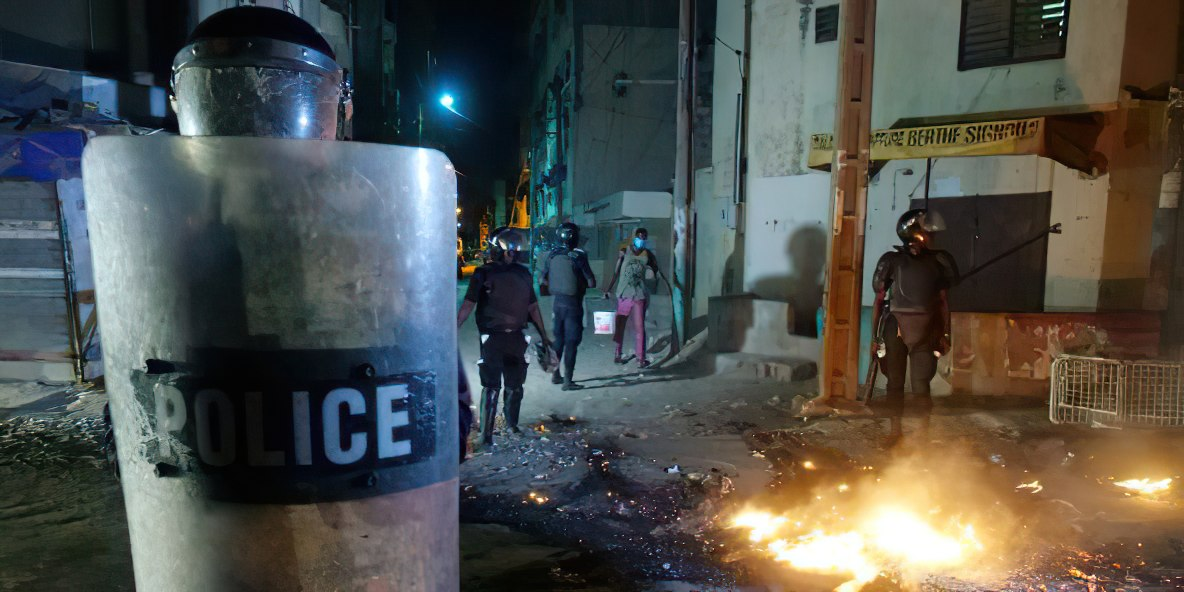 Entrée en vigueur de la nouvelle loi : L'état d'urgence se poursuit à Dakar et Thiès