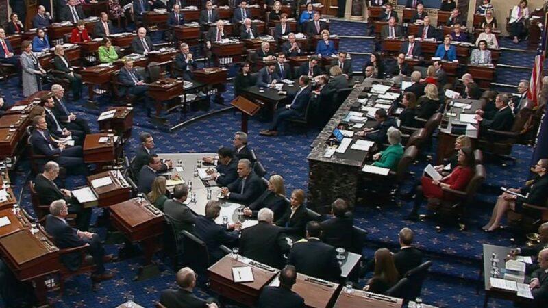 Aux États-Unis, les démocrates déterminés à destituer Donald Trump