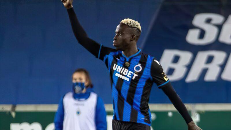 Krépin Diatta (FC Bruges) transféré à Monaco pour 20 millions d'euros?