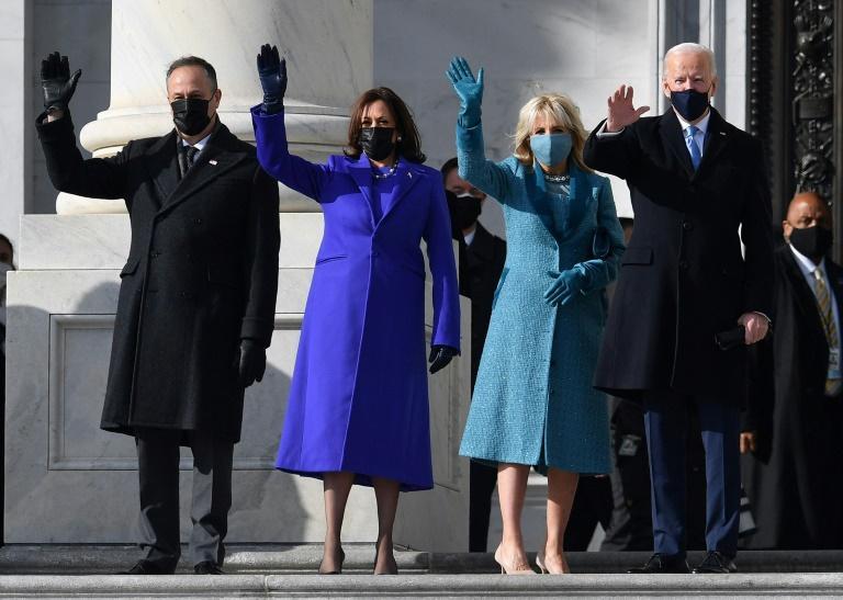 En direct : Joe Biden et Kamala Harris au Capitole pour prêter serment