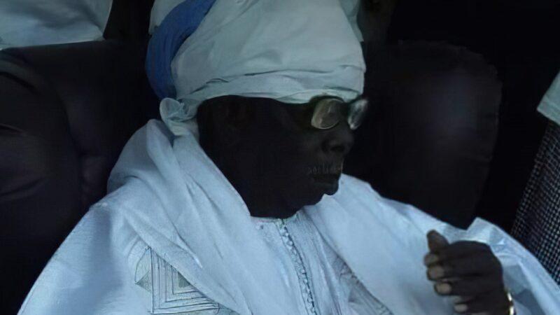 Le Khalife de Ngourane, Cheikh Saad Bouh Seck, rappelé à Dieu