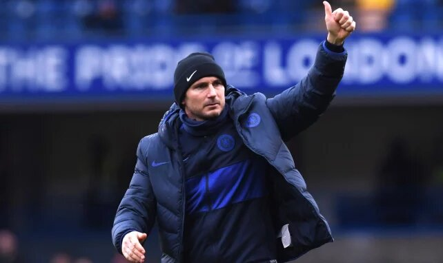 Chelsea va limoger Frank Lampard !
