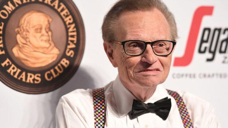 Mort du célèbre journaliste américain Larry KING à l'âge de 87 ans