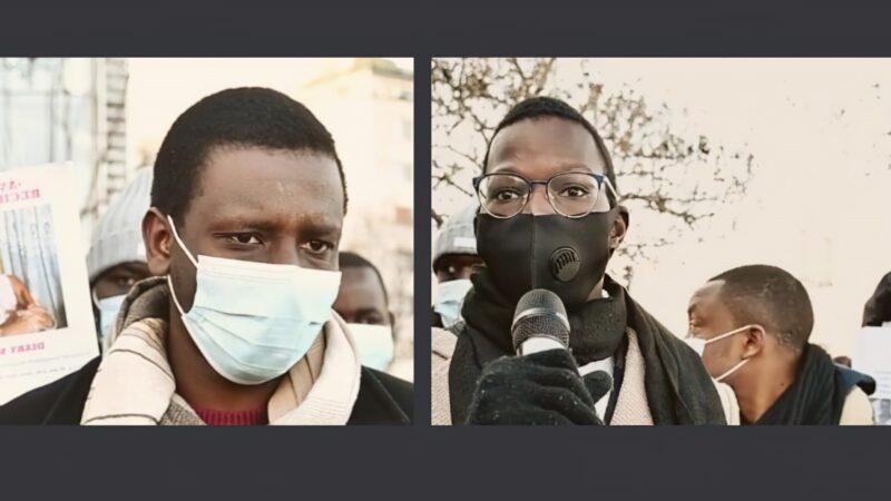 Affaire Diary Sow: Les précisions des étudiants et sénégalais de France