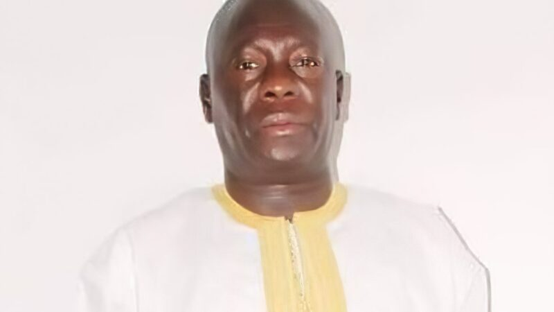 Le maire de Koki, Pape Diop emporté par le coronavirus