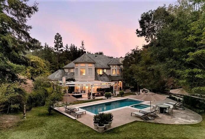 Toutes les photos de la nouvelle maison à 15,9 millions de dollars de Reese Witherspoon