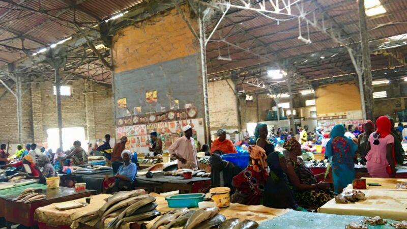 Les marchés de Rufisque de nouveau sous confinement