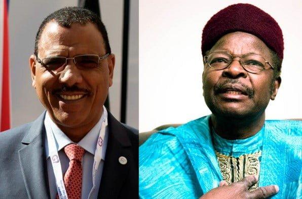 Niger: M. Bazoum et M. Ousmane qualifiés pour le second tour de la présidentielle