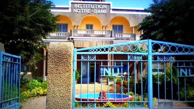 Le Collège Notre Dame infectée par la Covid-19