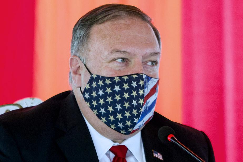 Mike Pompeo accuse à nouveau Pékin de couvrir l'origine réelle de la pandémie