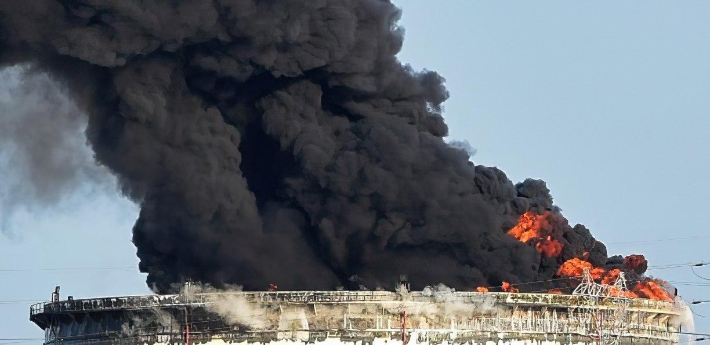 Incendie de puits de gaz à Ngadiaga : Le feu maîtrisé