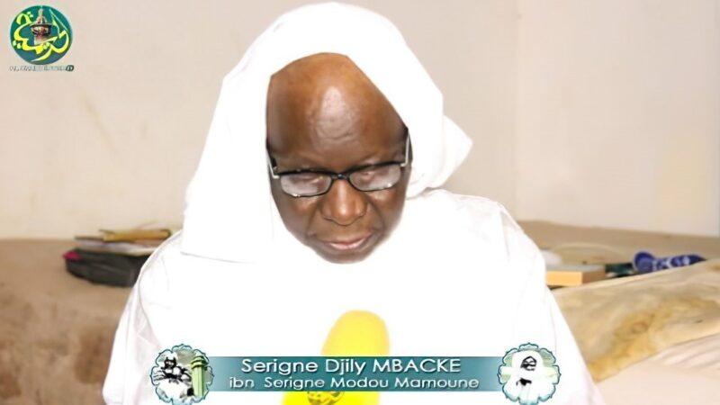 Rappel à Dieu du khalife de Darou Salam, Serigne Djily Mbacké