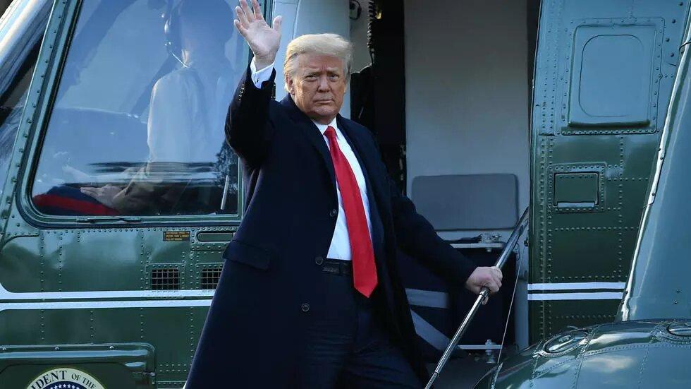 Trump a quitté Washington, tout est prêt pour l'investiture de Joe Biden