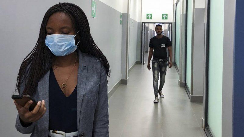 Covid-19 en Afrique : une carte pour suivre au jour le jour l'avancée de l'épidémie