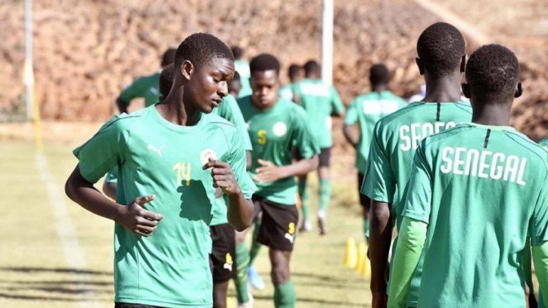 UFOA A/CAN U17 : le Sénégal vise les demi-finales face à la Mauritanie