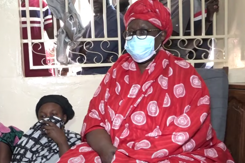 Mame Khady NGOM, mère d'Ousmane SONKO : «La vérité finira par éclater»
