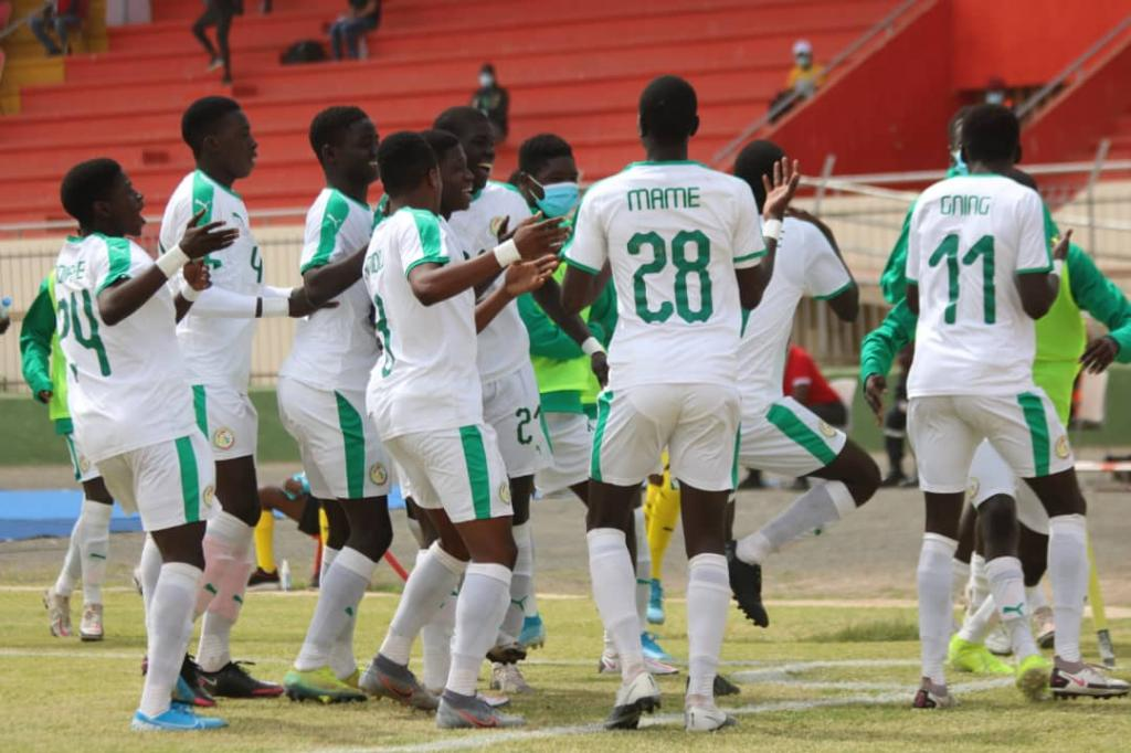 UFOA A/CAN U17 : le Sénégal rafle les distinctions individuelles