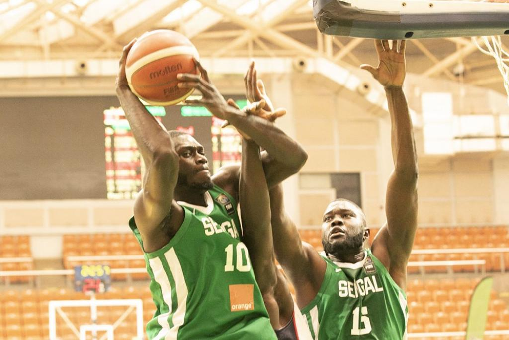 Les Lions officiellement qualifiés à l'Afrobasket 2021