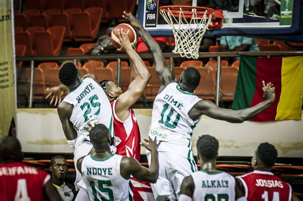 Afrobasket 2021 : Les Lions sans pitié face au Mozambique