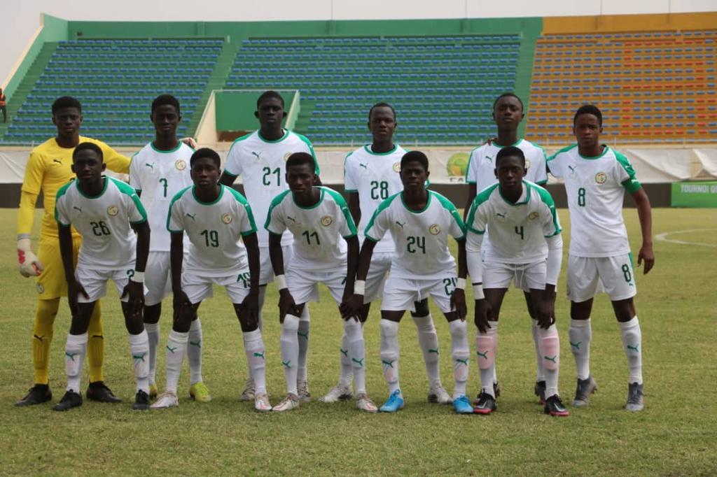CAN U17 : le Sénégal connaît ses adversaires