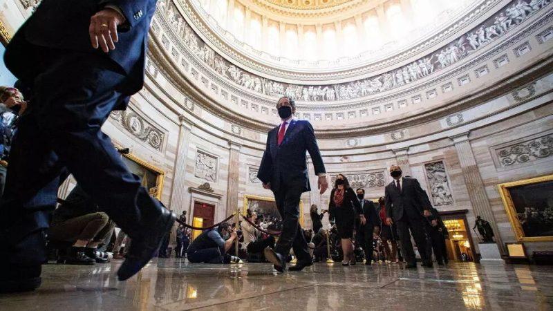 Assaut du Capitole : les procureurs démocrates exposent les charges contre Donald Trump