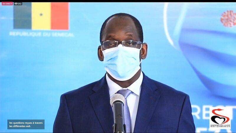 "Abdoulaye Diouf Sarr: ""La campagne nationale de vaccination démarre mardi prochain"""
