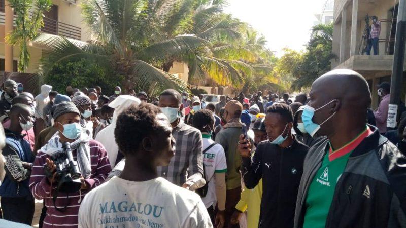 21 manifestants de Sonko libérés, plus de 20 autres bénéficient d'un retour de parquet