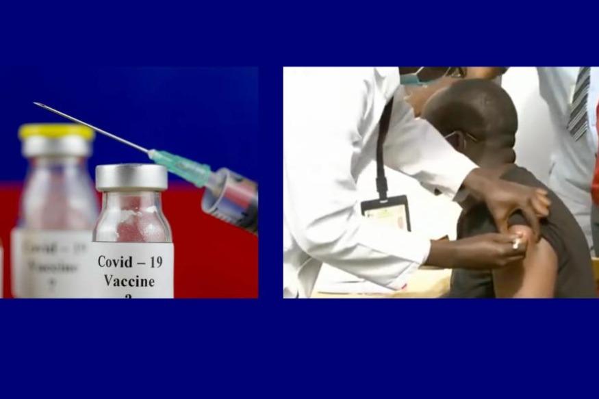 Covid: Diouf Sarr prend la première dose, Pr Seydi, Aïssata Tall Sall et Cie vaccinés