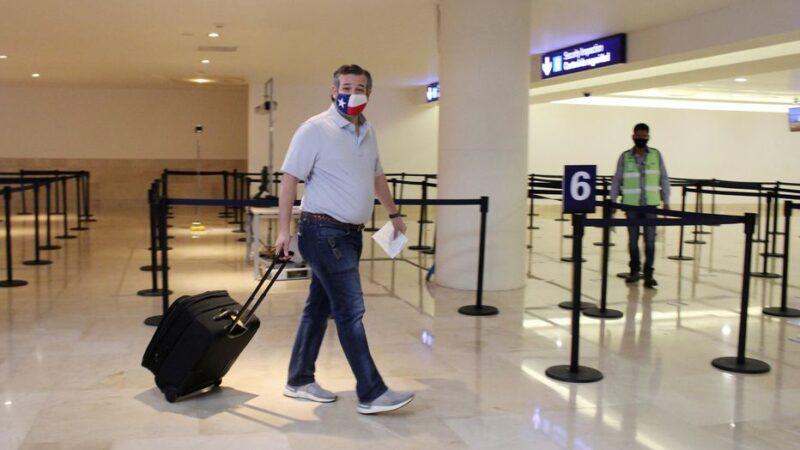 Vague de froid au Texas : le sénateur Ted Cruz crée la polémique en s'envolant pour Cancun