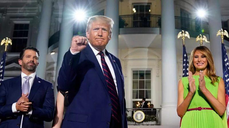 «Trump veut continuer à avoir un rôle politique aux États-Unis»