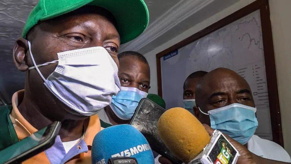 Guinée: l'apparition de nouveaux cas d'Ebola préoccupe les autorités