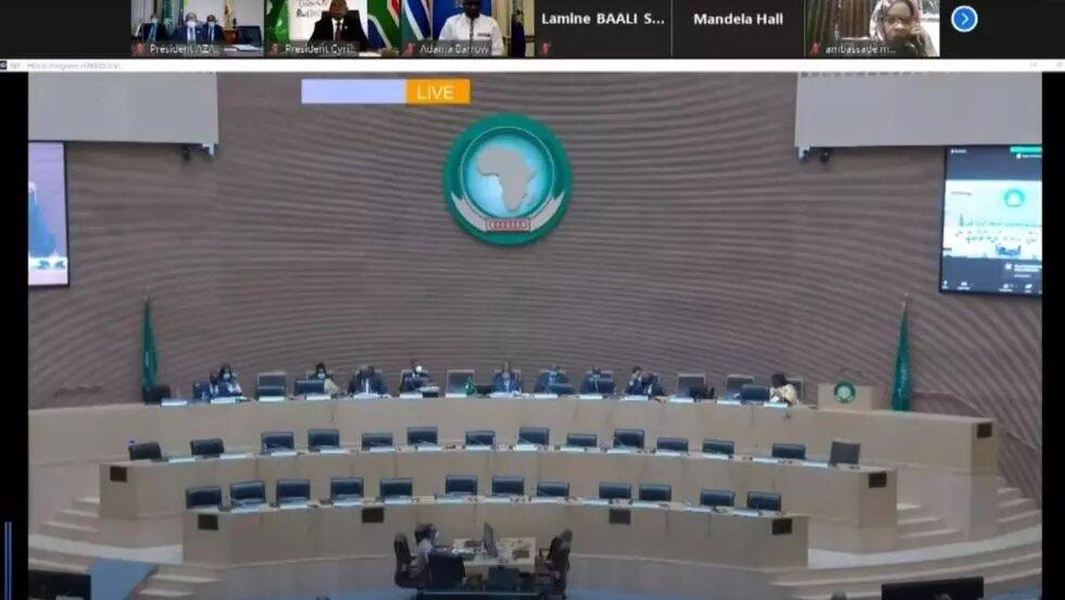 Problèmes techniques et programme «a minima» au sommet de l'Union africaine