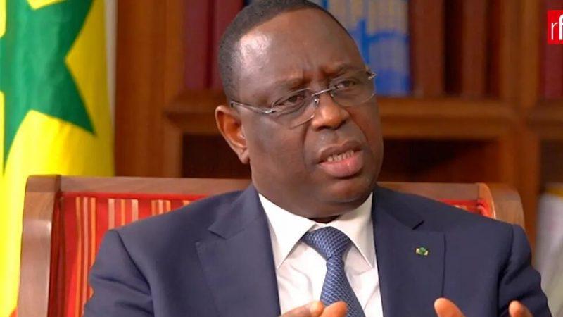 Macky Sall: «L'Afrique attend de ses partenaires traditionnels que les vaccins soient partagés»