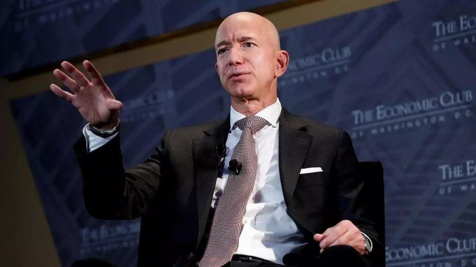 Le milliardaire Jeff Bezos ne sera plus aux manettes d'Amazon au quotidien
