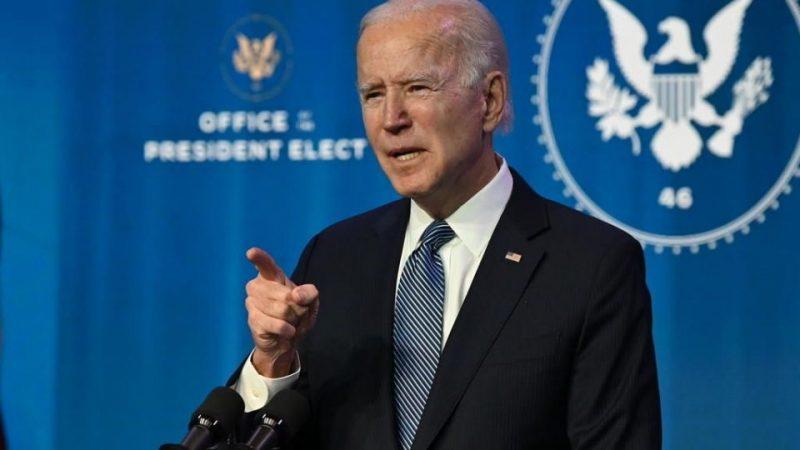 Le message fort de Joe Biden à l'Afrique