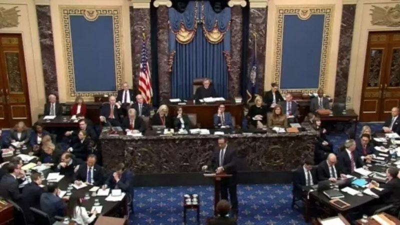Destitution de Donald Trump : la tâche impossible des sénateurs