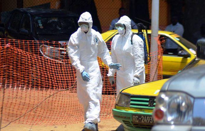 Retour d'Ebola en Guinée : quatre décès, les premiers depuis 2016