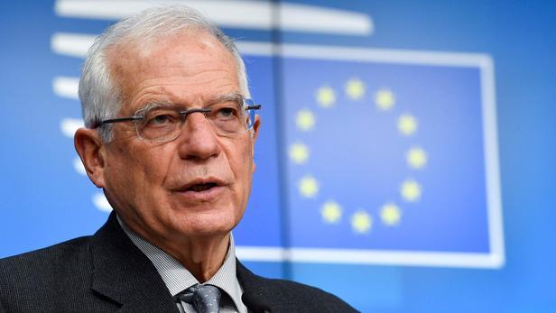 Les relations Russie-UE au «plus bas» après l'affaire Navalny estime Josep Borrell