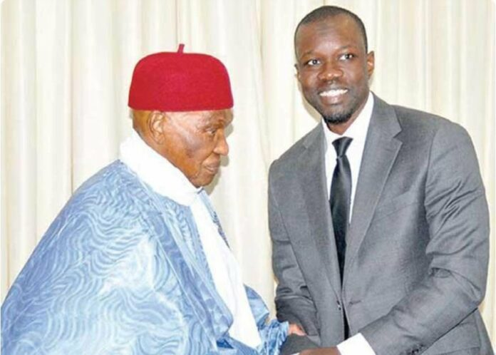 Abdoulaye Wade : « Sonko a manqué de prudence et a été piégé »