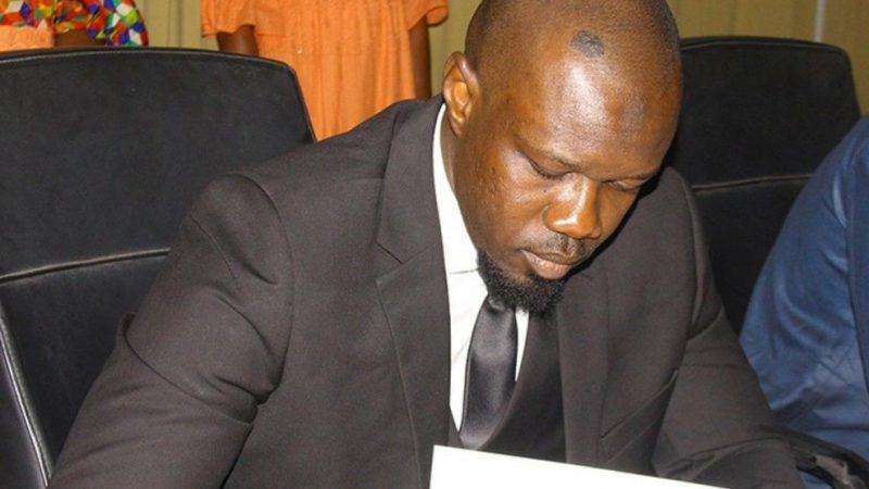 Levée de l'immunité parlementaire de Sonko : la date de la plénière connue