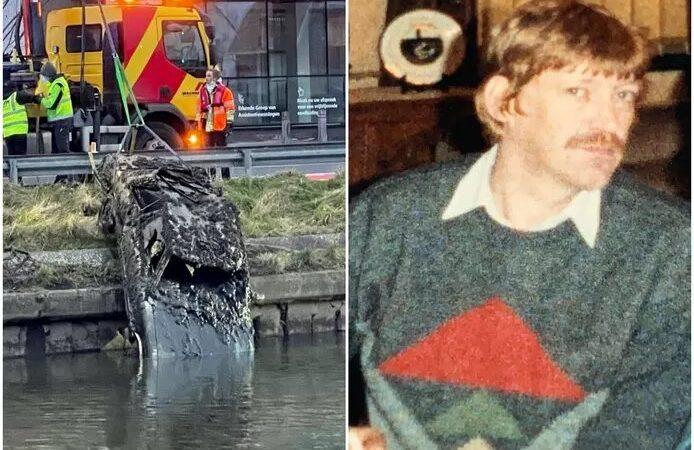 """Trente ans plus tard, Christophe sait enfin ce qui est arrivé à son père: """"Je pensais qu'il était parti à l'étranger"""""""
