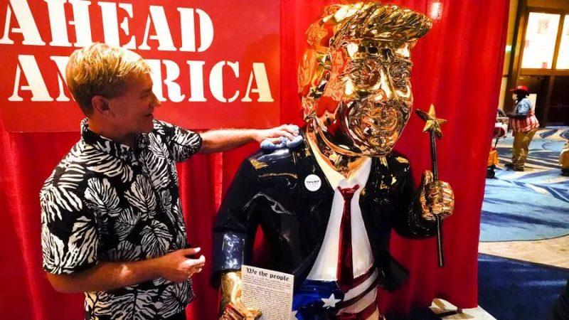 États-Unis: le rassemblement annuel des conservateurs sous le signe de Trump