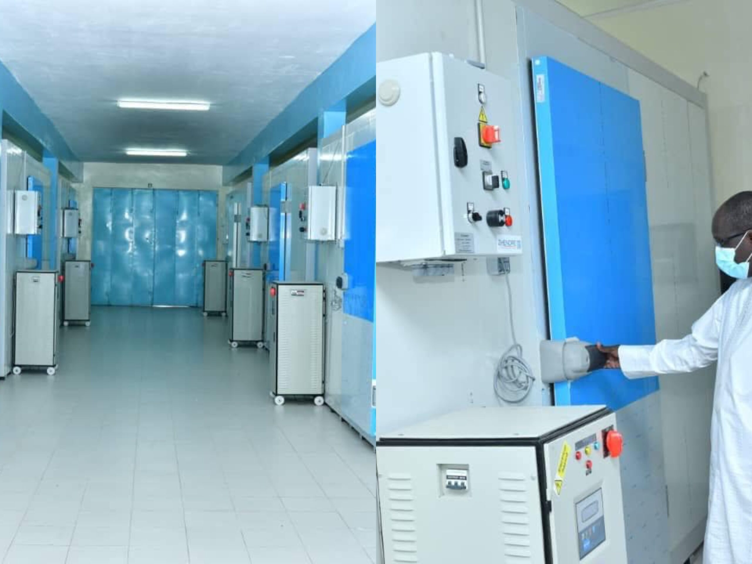 Stratégie de vaccination : Le Sénégal réceptionne 1117 réfrigérateurs pour la conservation des vaccins