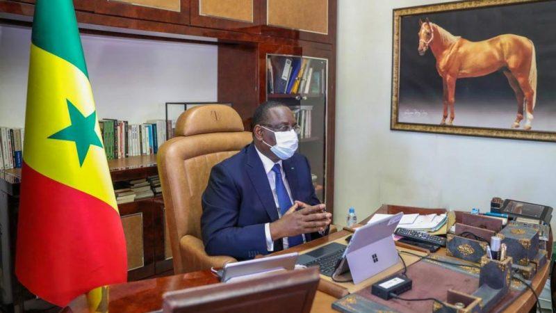 Palais: Suivez la vaccination de Macky