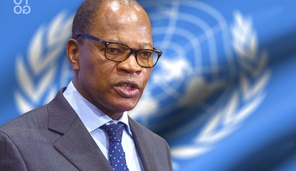 Le représentant spécial de l'Onu s'adresse aux autorités sénégalaises et aux forces de l'ordre