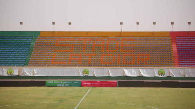Le stade Lat Dior fermé pour préparer Sénégal-eSwatini