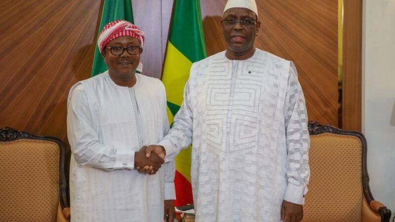 Visite : Le président Bissau-guinéen à Dakar