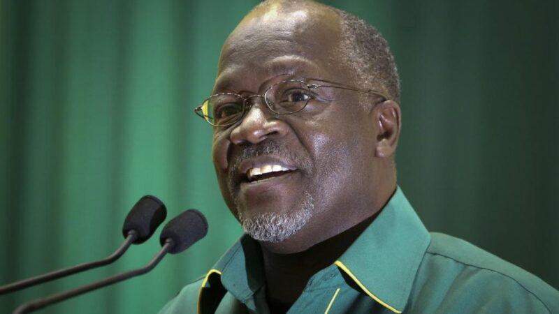 Le président tanzanien John Magufuli est décédé!